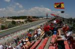 F1 tickets GP Barcelona <br> Grandstand K Catalunya circuit <br> Formula 1 Grand Prix Spain
