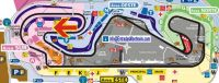 F1 ticket GP Spain Grandstand M