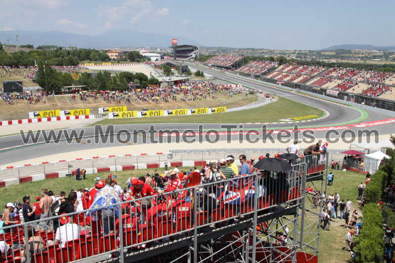 grandstand a circuit de catalunya tickets gp barcelona. Black Bedroom Furniture Sets. Home Design Ideas