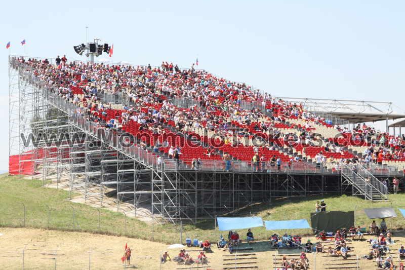 Grandstand-L, Circuit de Catalunya - Tickets GP Barcelona