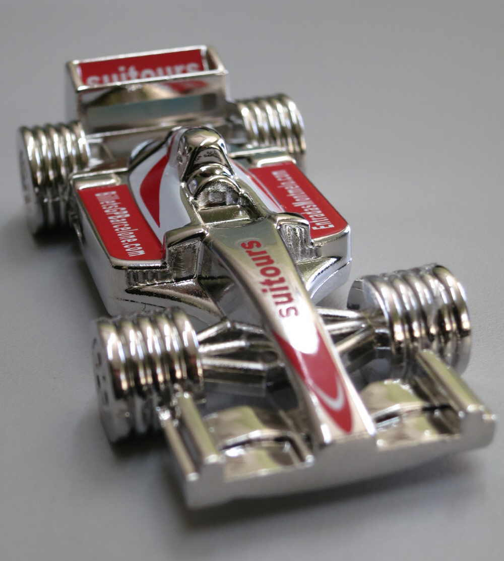 Formula-1 race car USB Flash Drive