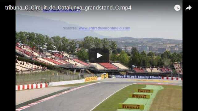 Grandstand C Montmelo