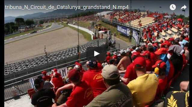 Grandstand N Montmelo